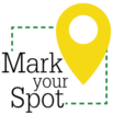 Mark your Spot logo mobiel